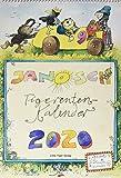 Janosch Tigerentenkalender 2020: mit Adventskalender - Janosch