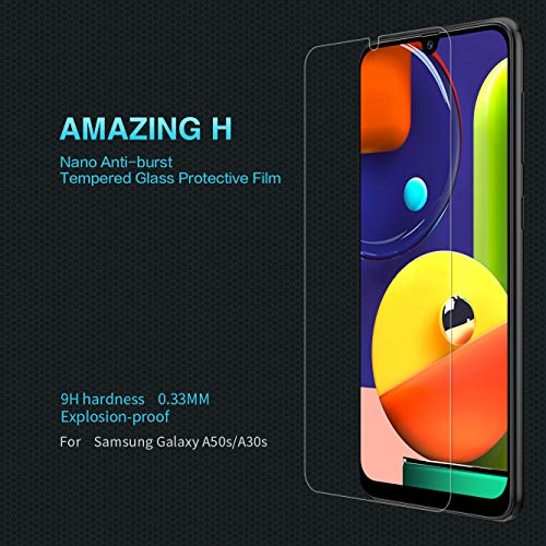 Nillkin Amazing H Anti-Explosion Tempered Glass Screen Protector Guard for Samsung galaxy A50s / A30s