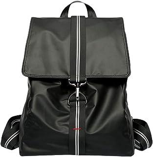 LaoZan Męska torba na komputer na laptopa torba na ramię wodoodporna na co dzień na zewnątrz sportowy plecak podróżny plecak