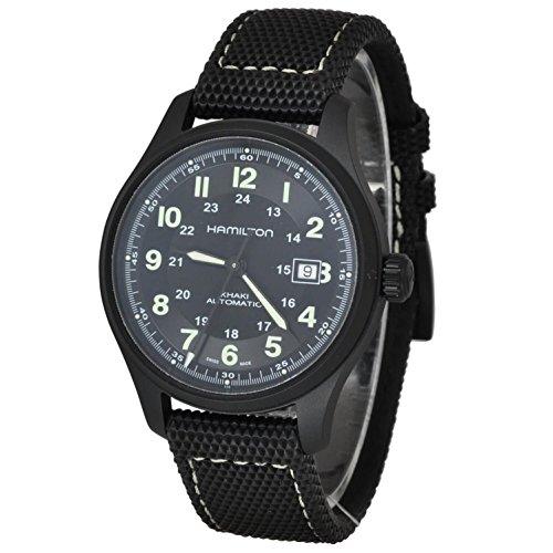 Men's Hamilton Khaki Field Titanium Watch H70575733