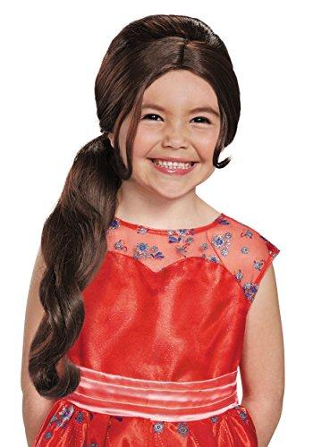 Disguise Child Elena Wig Standard