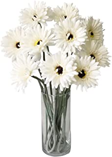 artificial gerbera daisy wedding bouquet