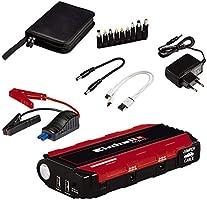 Einhell Starthjälp - powerbank CE-JS 12 (portabel strömförsörjning, 12V / 200 A starthjälpfunktion tomma/urladdade...