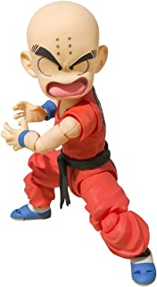 "Tamashii Nations S.H.Figuarts Krillin-the Early Years ""Dragon Ball"" Action Figures"