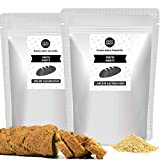 MITOBACK - Kräuter-Baguette Brotbackmischungen 2er Set á 200 g - Low Carb Eiweiß Brotbackmischung - Lowcarb...