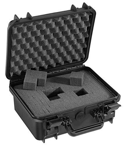 MAX MAX300S.079 Caso di Trasporto, Nero, 300 x 225 x H132 mm