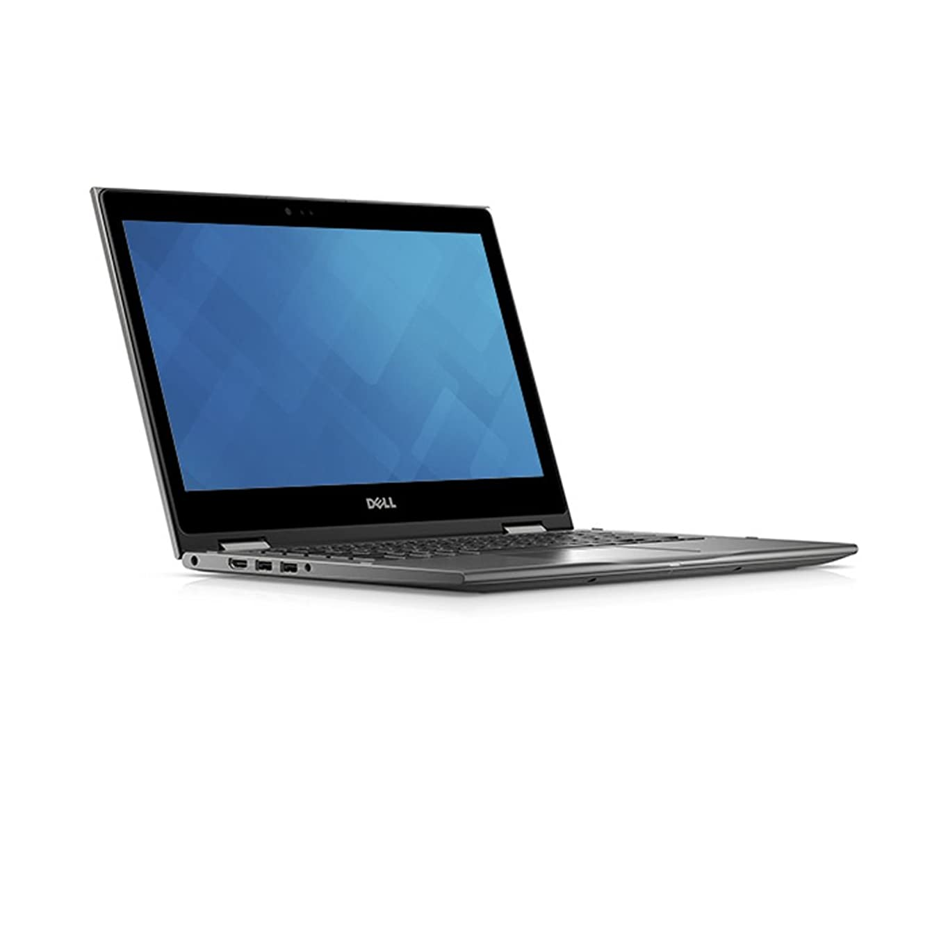 野望計器年齢Dell i5368-4071GRY 13.3 FHD 2-in-1 Laptop (Intel Core i5-6200U 2.3GHz Processor, 4 GB RAM, 128 GB SDD, Windows 10) Gray by Dell