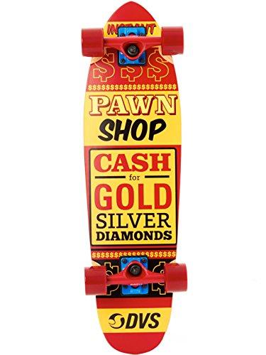 DVS Cash per skateboard, colore: multicolore