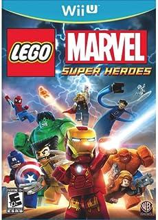 Lego Marvel: Super Heroes  - Wii U - Estándar Edition