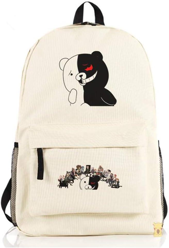 Japanese Anime Danganronpa Monokuma Backpack 5 Women Many popular brands Men Cosplay Selling rankings