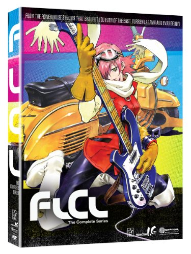 FLCL: The Complete Series