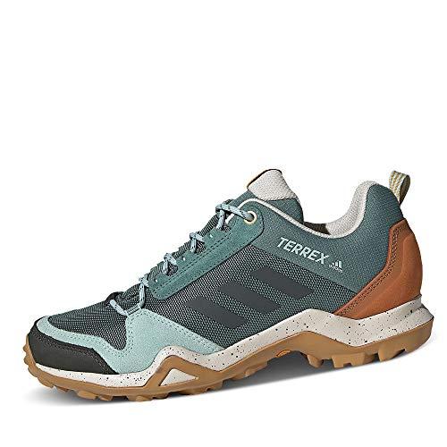 adidas Damen Terrex AX3 Blue W Wanderschuhe, ESMTEC/TIELEY/OROLEG, 38 EU