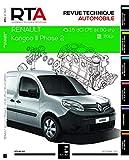 E.T.A.I - Revue Technique Automobile 821 - RENAULT KANGOO II PHASE 2 - 2013 à ce jour