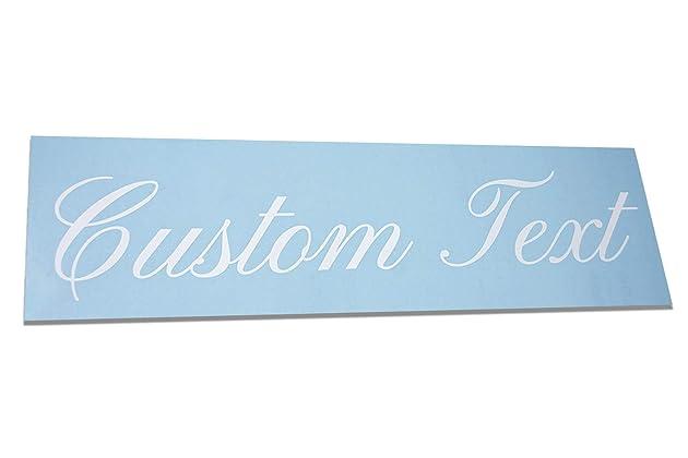Best Custom Window Stickers For Trucks Amazon Com