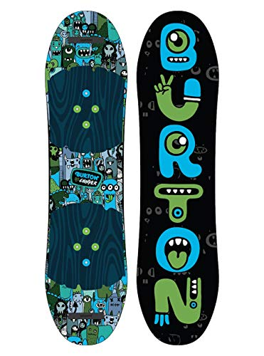 Burton Kinder Chopper NO Color Snowboard, 120