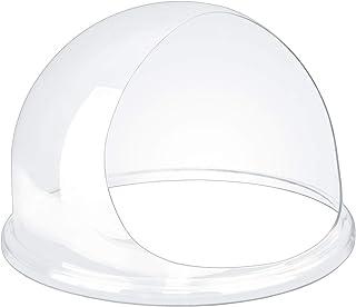 Royal Catering Bulle de Protection pour Machine à Barbe à Papa RCZW-COV12E (diamètre env. 52 cm, verre acrylique, 54x54x3...