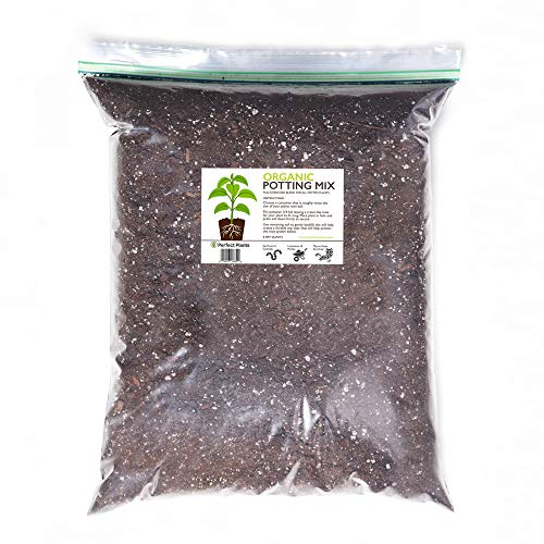 Organic Potting Mix by Perfect Plants (Alternate Packaging - 8qts.)