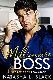 Millionaire Boss: A Secret Baby Romance (Freeman Brothers Book 1)