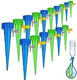Xinmeng Automatische Bewässerung Pflanzen Blumen Bewässerung 16 Stück Automatisch Bewässerungssystem Einstellbar...