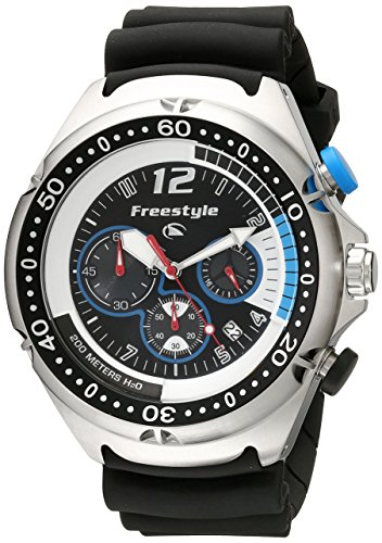 Freestyle Men's FS81324 'Hammerhead XL' Stainless Steel Watch