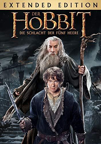 Der Hobbit: Die Schlacht der fünf Heere - Extended Edition [dt./OV]
