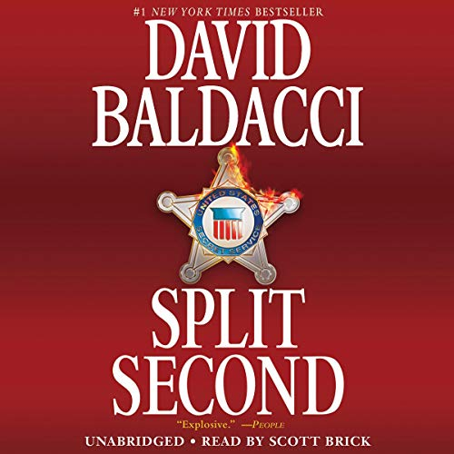 Split Second  By  cover art