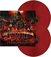 THE REPENTLESS KILLOGY LIMITED TO 1500 COPIES RED VINYL