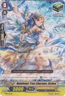 Cardfight!! Vanguard TCG - Numinous Tree Liberator, Elchea (TD16/017EN) - Trial Deck 16: Divine Judgement of the Bluish Flames
