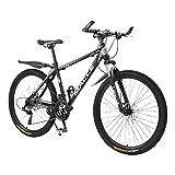 Bicicleta Bicicleta De Montaña Carretera Adulto Acero Alto Carbono Specialized Amortiguador Velocidad Ajustable (26 Pulgadas) Que Sea En Oferta