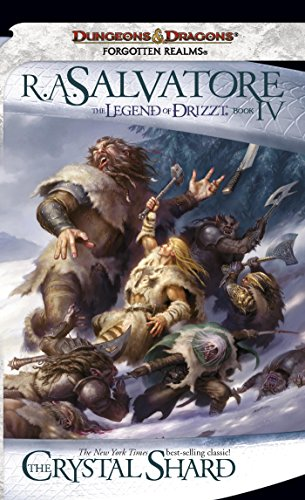 The Crystal Shard (The Legend of Drizzt Book 4) (English Edition)