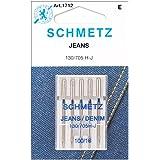 Jean & Denim Machine Needles-Size 16/100 5/Pkg (並行輸入品)