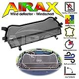 """Airax Windschott für Z3 """"M"""" Original Bügel Windabweiser Windscherm Windstop Wind deflector..."""