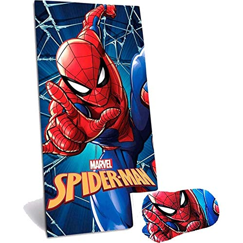 Kid Licensing Toalla de Playa Poliester Spider-Man - Toallas