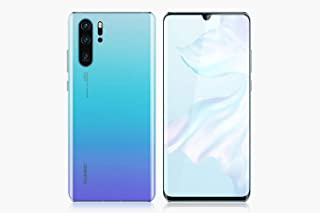 Huawei P30 Pro 8GB+256GB Dual Sim VOG-L29 Stunning 6.47 Inch OLED Display, Android.TM 9.0 Pie, EMUI 9.1.0 Sim-Free Smartphone - International Version/No Warranty (Breathing Crystal)
