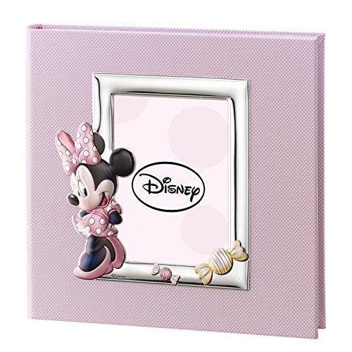 Disney Baby Album Photo 30x30 Rose Minnie Mouse by Valenti Argenti