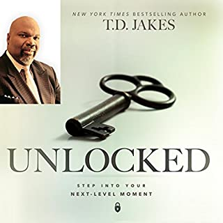 Unlocked audiobook cover art