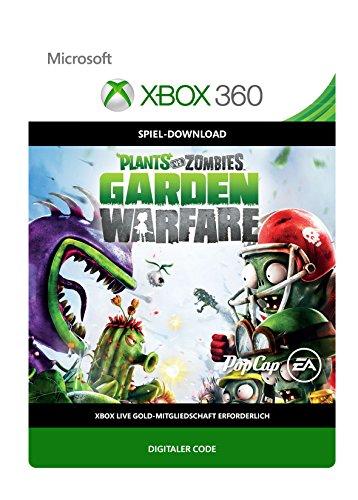 Plants vs Zombies Garden Warfare [Xbox 360 - Download Code]