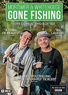 Mortimer & Whitehouse: Gone Fishing - Series One & Two Box Set