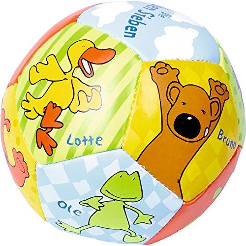 The Friendly Seven - Balón de fútbol Suave