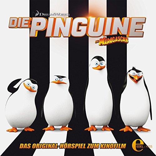 Die Pinguine aus Madagascar Titelbild