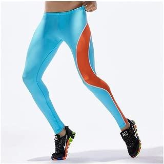LUKEEXIN Men's Baselayer Cool Dry Leggings Compression Pants Sports Tights Leggings