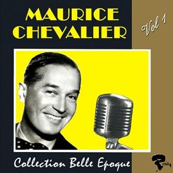 Maurice Chevalier: collection belle époque, vol. 1