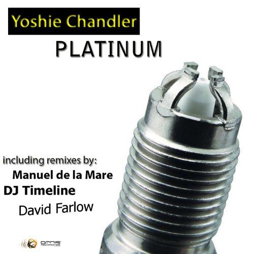 Platinum (Manuel de la Mare's Vodka Sour Mix)