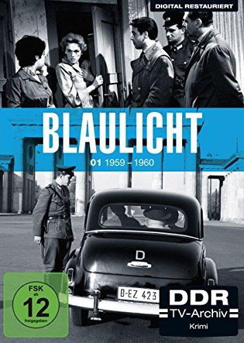 Blaulicht - Box 1 (DDR TV-Archiv) [2 DVDs]