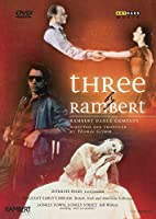 Three by Rambert [DVD]