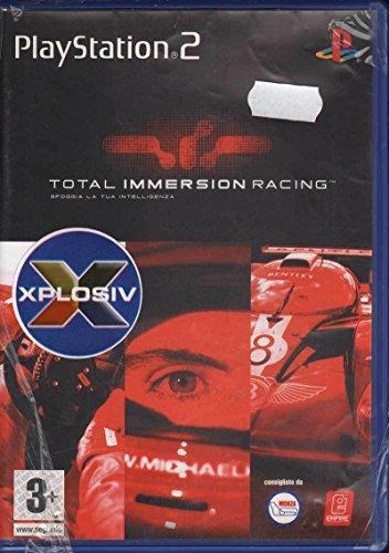 Total Immersion Racing Videogioco Playstation 2 PS2 Nuovo Sigillato