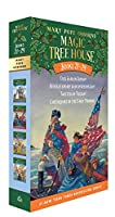 Magic Tree House Books 21-24 Boxed Set: American History Quartet (Magic Tree House (R))