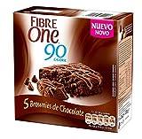 Fibre One Brownies de Chocolate, 5 x 24g