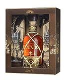 Plantation Rum BARBADOS XO 20th Anniversary 40% Vol. 0,7l in Giftbox with 2 glasses