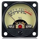 TOOGOO High-Precision Pannello Vu Meter Amplificatori Di Potenza Audio Db Level Header Retroilluminazione